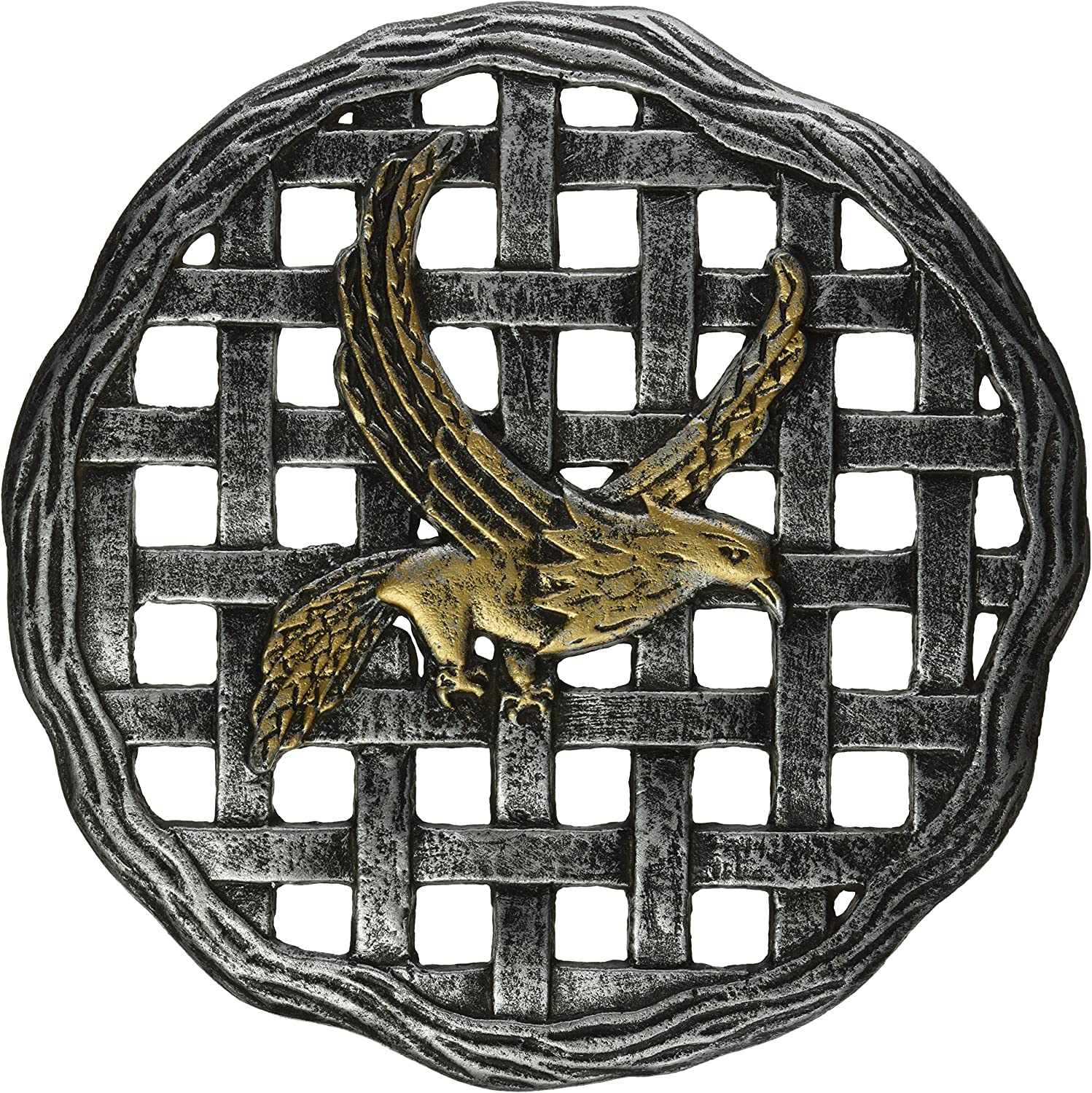 Oakland Living Sales for sale Stepping Atlanta Mall Stone Pewter Antique Eagle