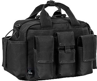 LA Police Gear Tactical Nylon Bail Out Gear Range Bag