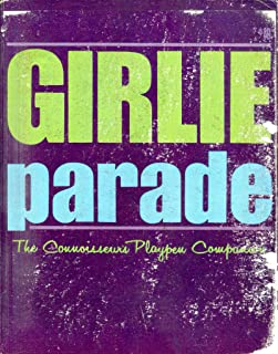 Girlie Parade Connoisseur's Playpen Companion Vintage Magazine 1960's 500 Pages!
