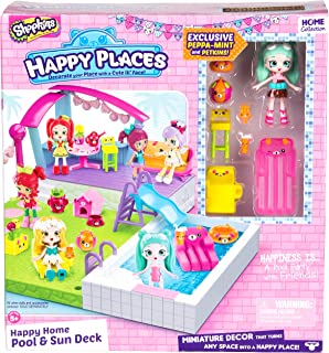 Happy Places Shopkins Happy Home Pool And Sun Deck