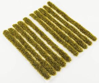 4 mm vilda ängar gräsremsor x 10 av WWS - modell järnväg Diorama landskap och terräng