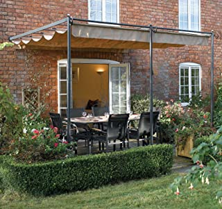 Best rowlinson st. tropez wall-mounted retractable canopy Reviews