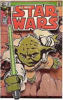 American Greetings Father's Day Card (Star Wars, Yoda)