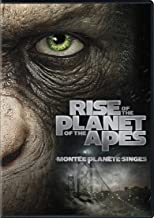 Rise Of The Planet Of The Apes (Bilingual)