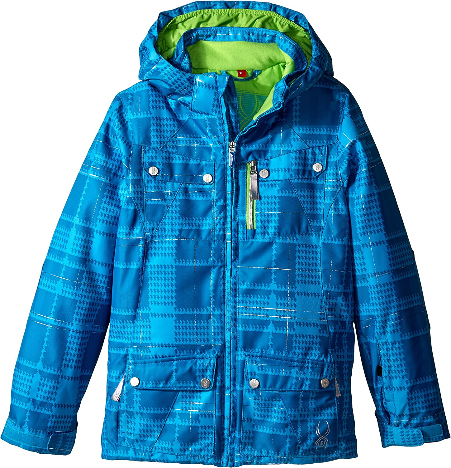 Animer and price revision Free shipping anywhere in the nation Spyder Girls Jacket Evar