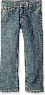 Authentics Boys' Straight Fit Stretch Jean