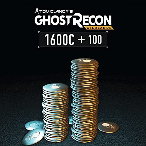 Tom Clancy's Ghost Recon Wildlands - 1700 GR Credits Pack [PC Code - Uplay]