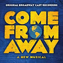 Come From Away (Original Broadway Cast Recording) (2Lp/Blue Vinyl) (X)