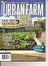 Urban Farms Magazine (Can City Farming make you happy?, Summer 2010)
