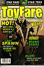 ToyFare #3 - November 1997 with Spawn Poster