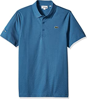 Lacoste Men's Sport Miami Open Edition Ultra Light Cotton Polo
