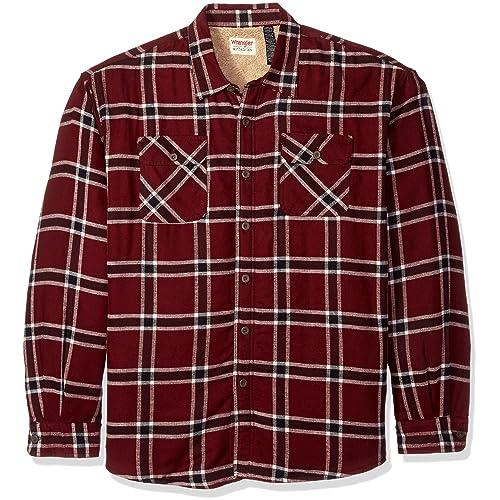 96240e7a8 Men s Flannel Shirts  Amazon.com
