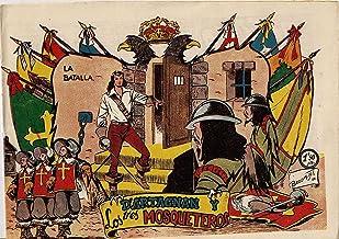 D'Artagnan y los Tres Mosqueteros 05 (English Edition)