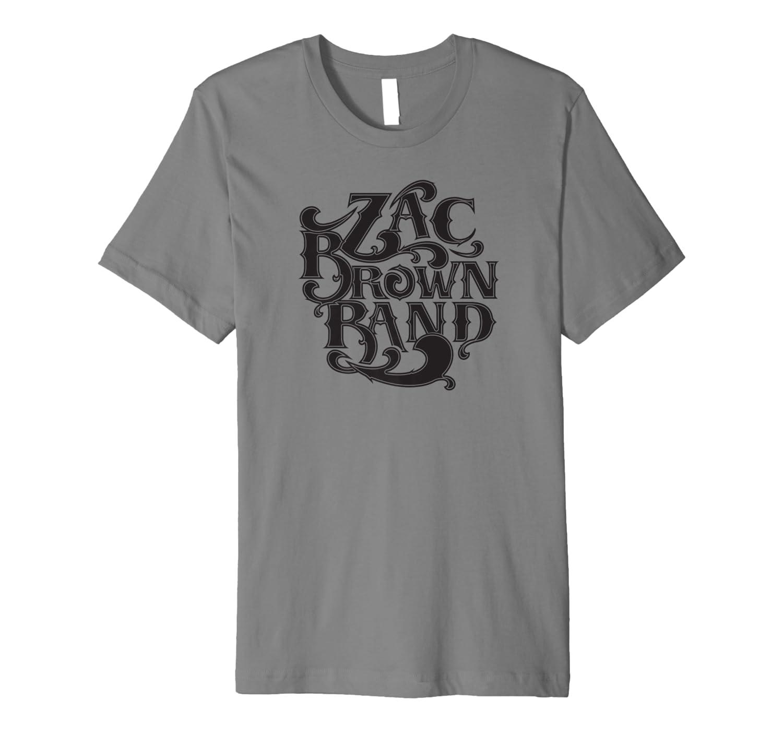 Zac Brown Band - Vintage Logo T-Shirt
