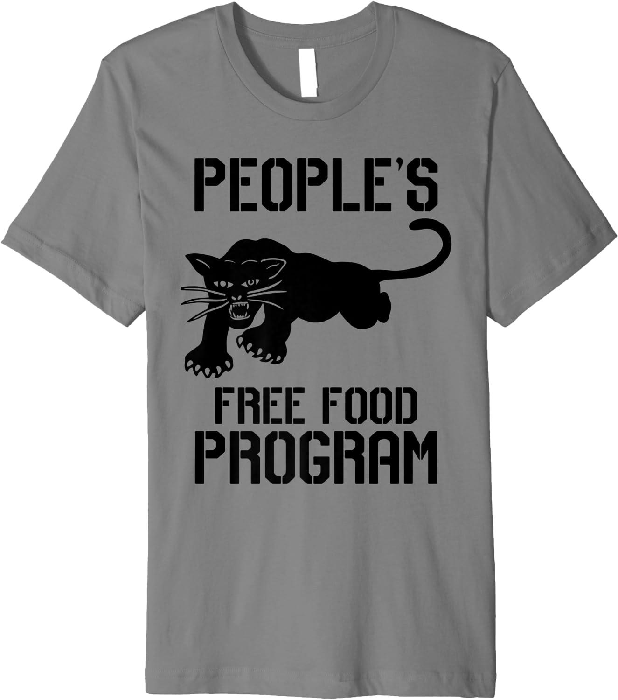 People's Free Food Program T shirt