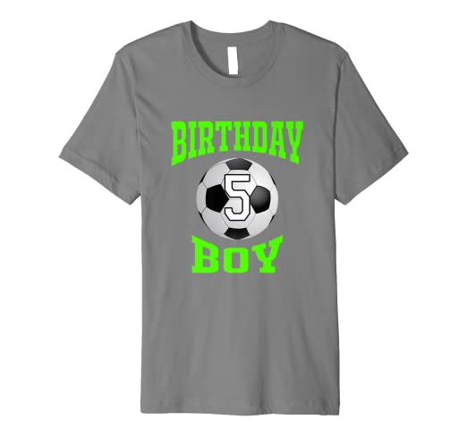 Image Unavailable Not Available For Color 5th Birthday Boy Shirt