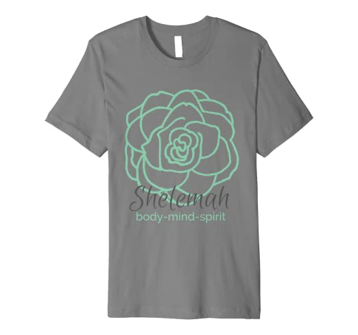 2d0be0c6a507 Image Unavailable. Image not available for. Color  Shelemah Branded Logo Tee