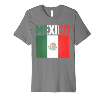 d7e5cb705400a2 Mexiko T-Shirt – proud mexikanischen T-Shirt Mexiko Flagge TShirt ...