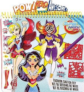 Dc Comics DC Fashion Sketch Set 32201