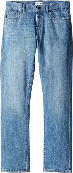 DL1961 Kids - Brady Slim Jeans in Rafter (Big Kids)