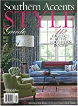 Southern Accents Magazine Style Guide 2015 ( 112 Pages of Beautiful Southern Rooms )