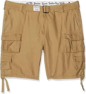 Confortevole Pantaloncini da Uomo,Sassanids❀ Pantaloncini Sportivi,Casual Thin Beach Pantaloni Casual Sport Pantaloni Corti ad Asciugatura Rapida Uomini di Estate