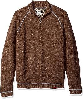 Mountain Khakis Men's Fleck Quarter Zip Sweater