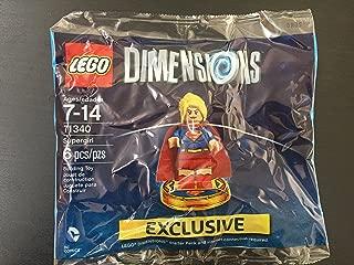lego dimensions supergirl pack