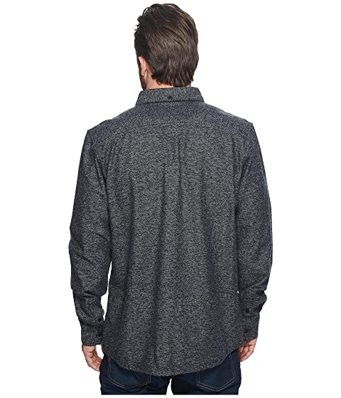 Jasper Sleeve Long Rip Flannel Curl 4pqHwWxYz5