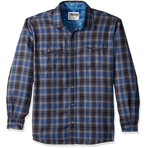 cf3fa43415 Mountain Khakis Men s Christopher Fleece Lined Shirt