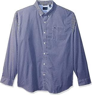 Men's Long Sleeve Button Up Perfect-Shirt