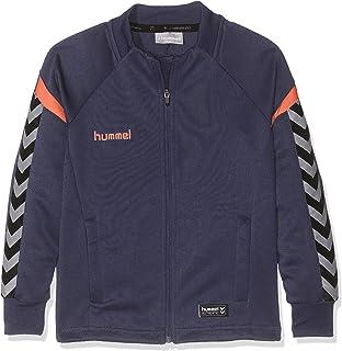 hummel 儿童托 Charge 涤纶拉链 jacket 夹克