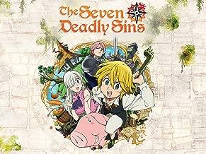 Seven Deadly Sins, Season 1, Part 2 (Original Japanese Version)