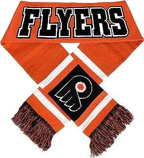 FOCO NHL Mens 2012 Team Stripe Scarf