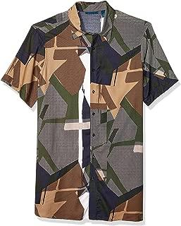 Men's Big and Tall Printed Camo Soft Shirt