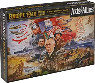 axis and allies europe second edition