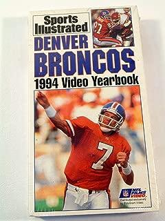 Denver Broncos 1994 Video Yearbook (1994 yearbook, 1)