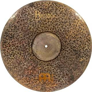Meinl Cymbals B19EDTC Byzance 19-Inch Extra Dry Thin Crash Cymbal (VIDEO)