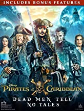 Pirates of the Caribbean: Dead Men Tell No Tales (With Bonus Content)