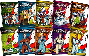 The Real Ghostbusters: The Animated Series (Volume 1 - 10)
