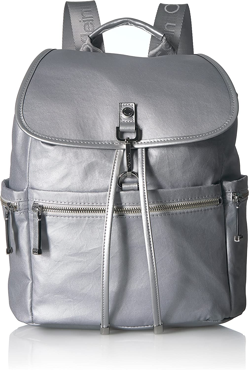 Calvin Klein Lianna Nylon Max 52% OFF famous Flap Over Backpack
