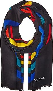 Marc Jacobs Women's Vintage Stripe Logo Stole