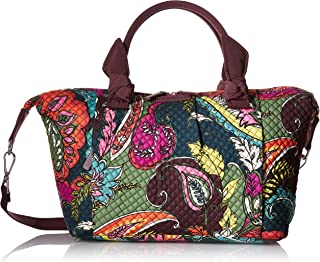 Vera Bradley Signature Cotton Hadley Satchel Purse