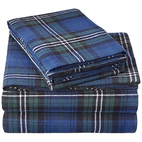 Twin XL Flannel Sheets: Amazon.com