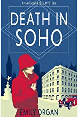 Death in Soho: A 1920s Murder Mystery Kindle Edition