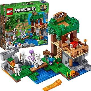 LEGO Minecraft - El Ataque de los Esqueletos