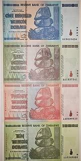 10 trillion zimbabwe dollars