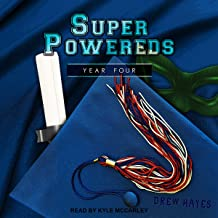 super powereds year 4 audiobook