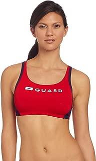 Women's Guard Sport Bra Swimsuit Top