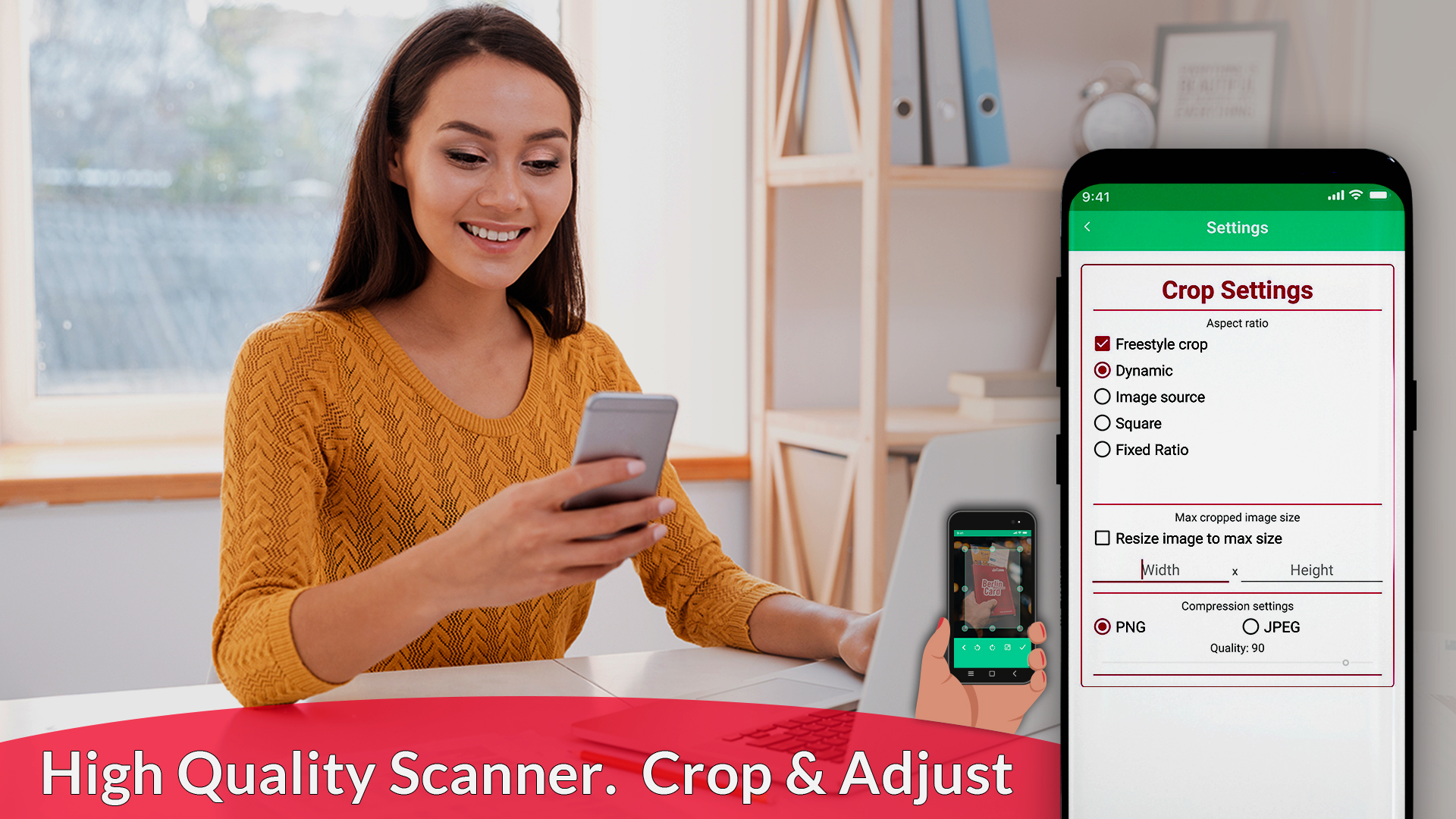 Document Scanner to PDF - Easy Photo Scanner app